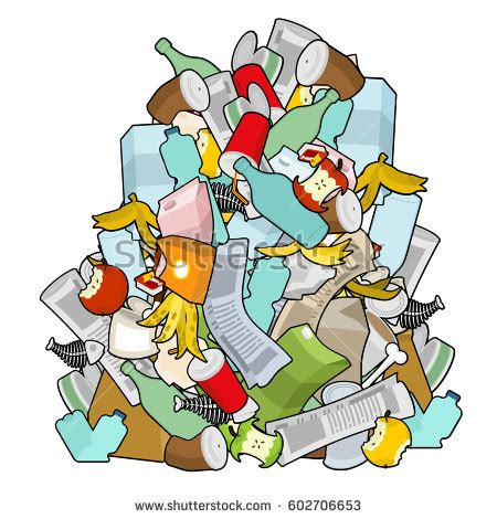 The garbage problem and what can we do about it?